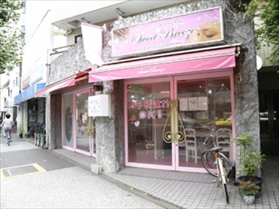 Sweet Breeze(スウィートブリーズ)※三茶バサラ姉妹店ネイリスト