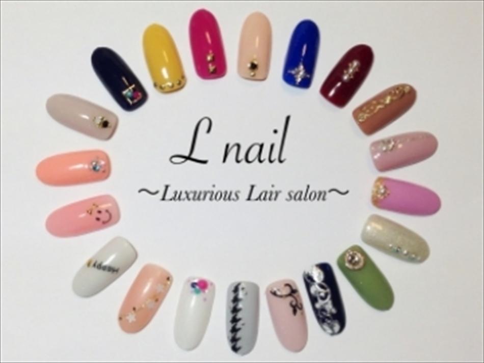 Nail Salon Lnail-エルネイル-中目黒店